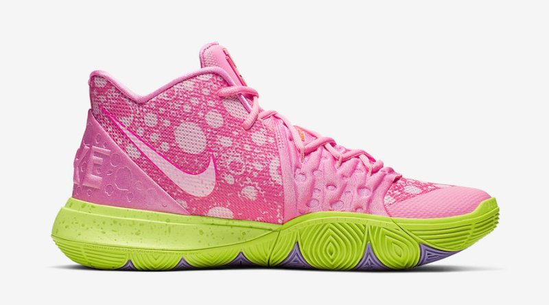 where-to-buy-nike-kyrie-5-patrick-star-spongebob-sqaurepants-collection 7