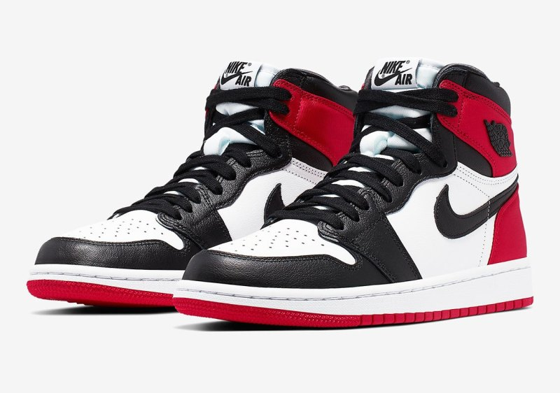 Where To Buy Air Jordan 1 Satin Bred Toe 3