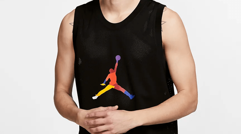 Air Jordan Rivals Jersey (Black) 3