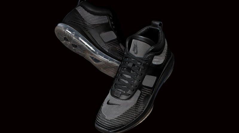 John Elliot x Nike LEbron Icon Black Aq0114-001 Sale