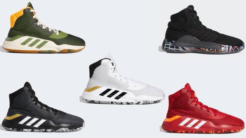 Adidas Pro Bounce Madness 2019 35% Sale