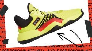 Adidas DON Issue 1 Solar Yellow EG5667 Now UNDER £60