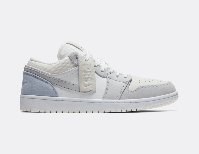 Air Jordan 1 Low Paris cv3043-100 Release info UK Europe 7