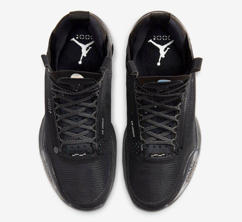Air Jordan 34 Black Cat ReleCD5079-002ase Info Uk Europe 5