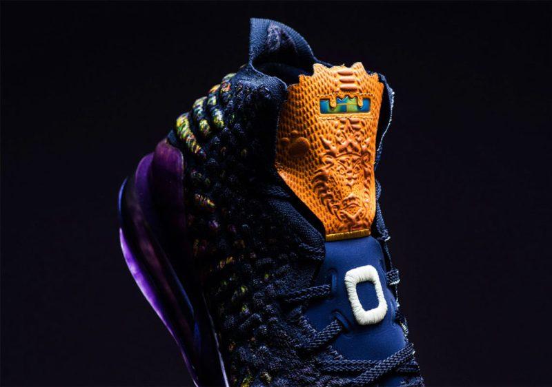Nike Lebron 17 All Star Monstars CD5050-400 Space Jam Release Info UK Europe