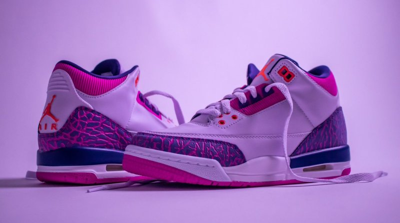 Air Jordan 3 Retro Barely Grape 441140-500 Sale UK