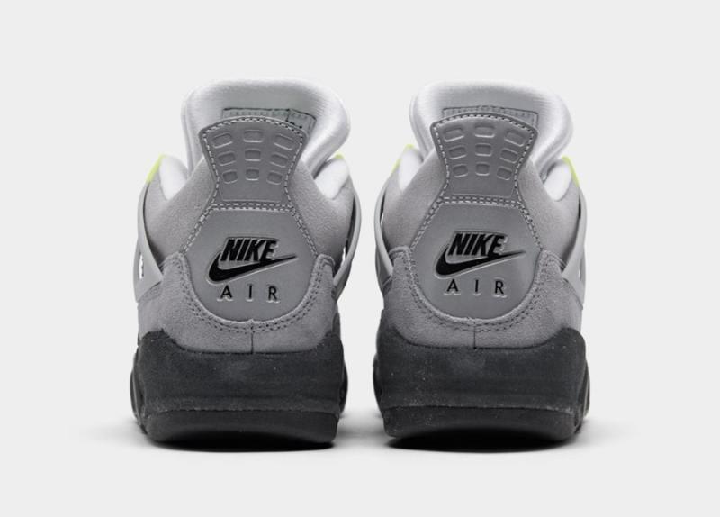 Air Jordan 4 SE Neon CT5342-007 Release Info UK 4