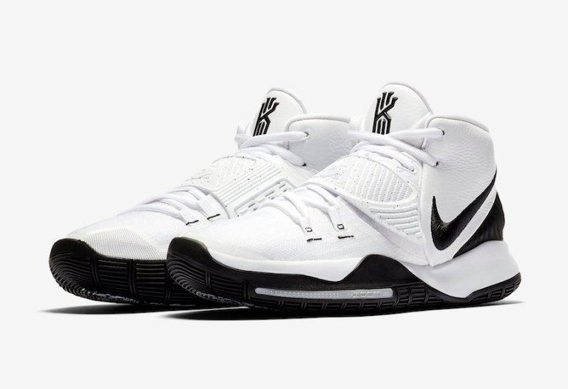 Nike Kyrie 6 Oreo BQ4630-100 Release Info UK 1