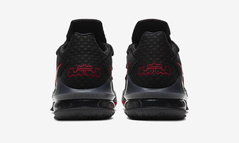 Nike Lebron 17 Low Bred CD5007-001 - Release Info UK 4