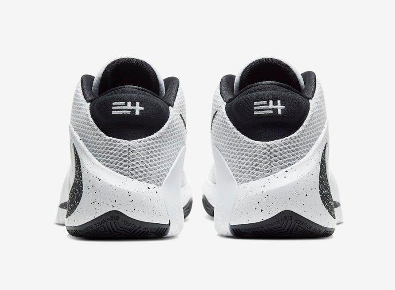 Nike Zoom Freak 1 Oreo BQ5422-101 Release Info UK 5