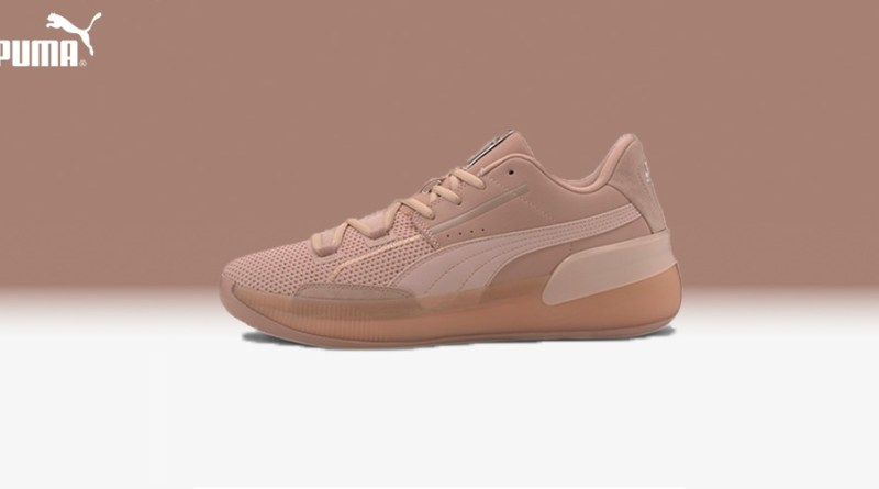 Puma Clyde Hardwood Natural 194031-01 Sale UK