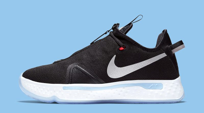 Nike PG 4 Black Ice Cd5079-001 Sale 30% OFF At Nike UK