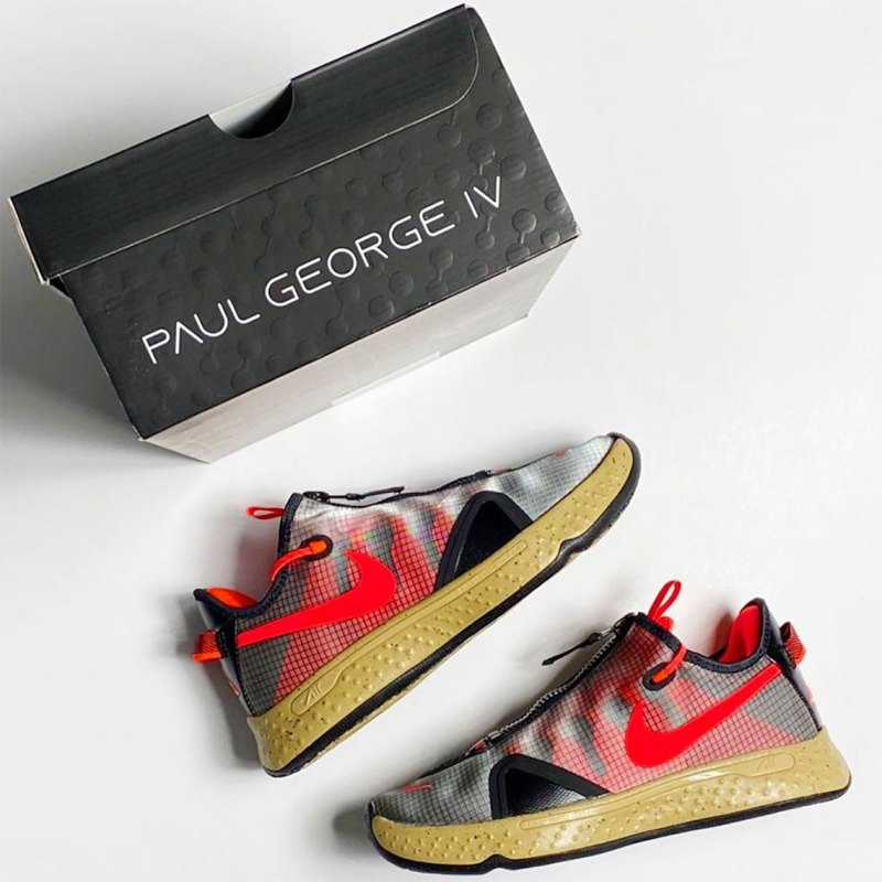 Nike PG 4 PCG CZ2240-900 Release Info UK Europe 1