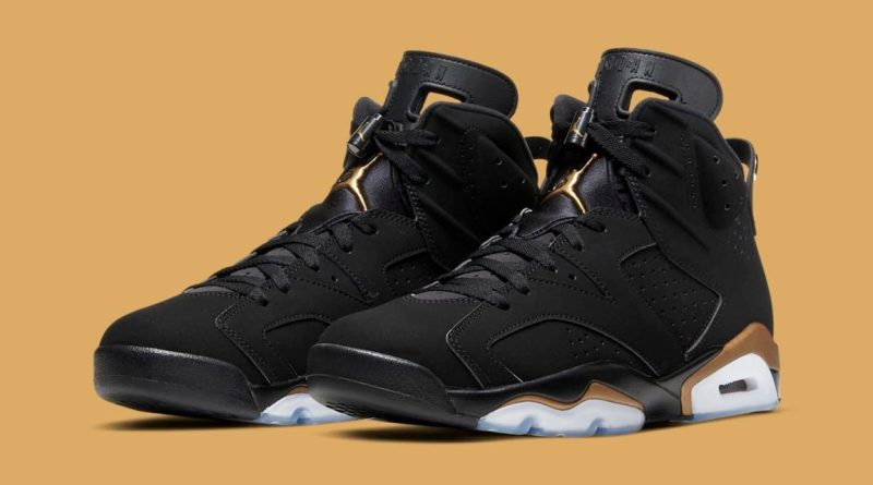 Where To Buy Air Jordan 6 DMP CT4954-007 UK 1