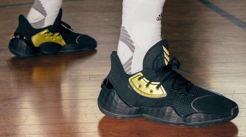 Adidas Harden Vol 4 Imma Be A Star EF8648 Sale Feature