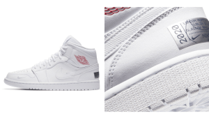 Air Jordan 1 Mid Nike Swoosh On Tour CW7589-100 Release Info UK Feature Image