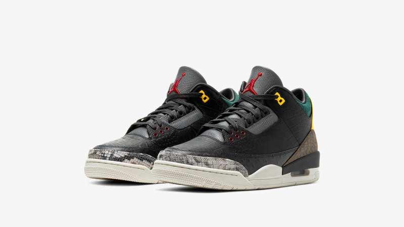 Air Jordan 3 Animal Instinct 2.0 CK4344-002 Release Info UK 1