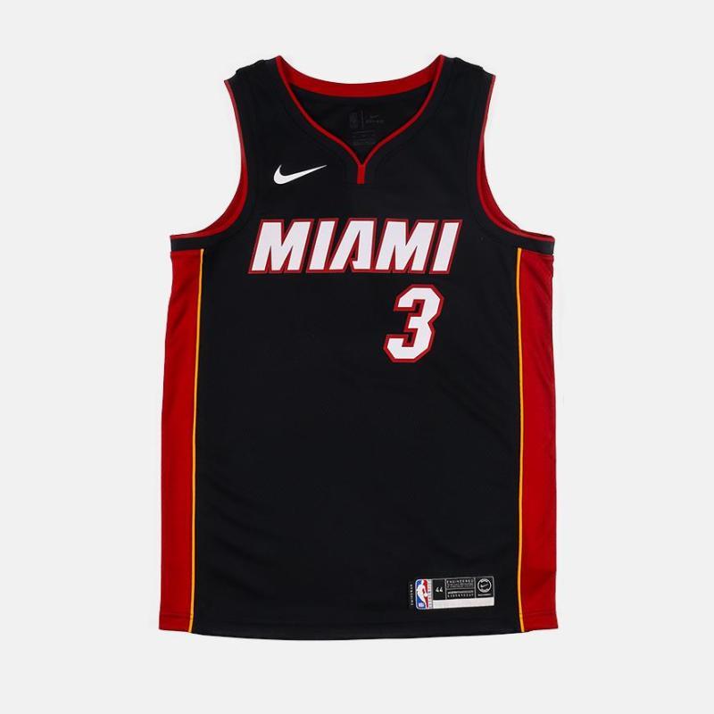 Dwayne Wade Heat Icon Edition Swingman Jersey 864487-025 Sale 1