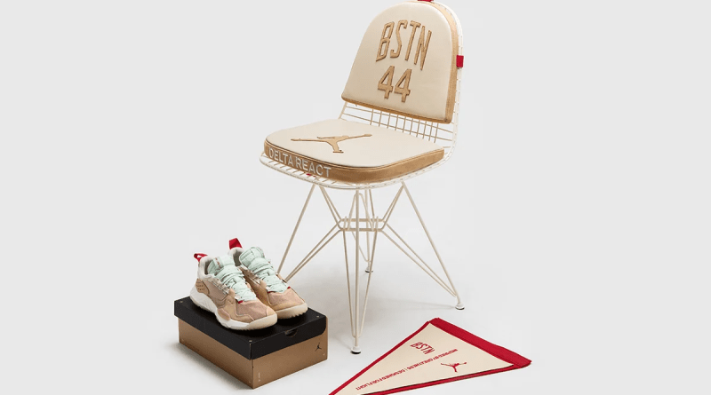 Jordan Court Side Legacy Pack Delta SP Vachetta Tan