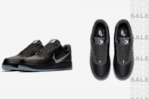 nike-air-force-1-07-lv8-black-anthracite-cd0888-001-sale Feature