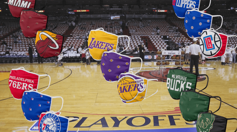 NBA Team Face Cover 3-Pack – Now Available