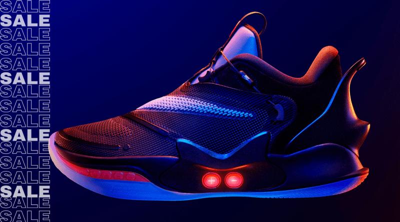 Nike Adapt BB 2.0 Black Cv2441-001 - 20% OFF Sale