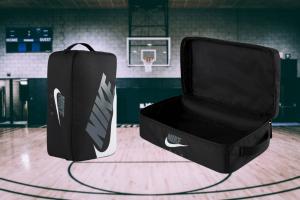 Nike Air Shoebox Bag Black (CW9266-010) - 12 Price Sale