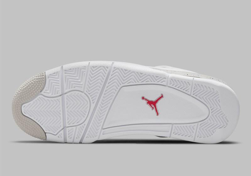 air-jordan-4-white-oreo-ct8527-100-white-tech-grey-black-fire-red-release-date 5