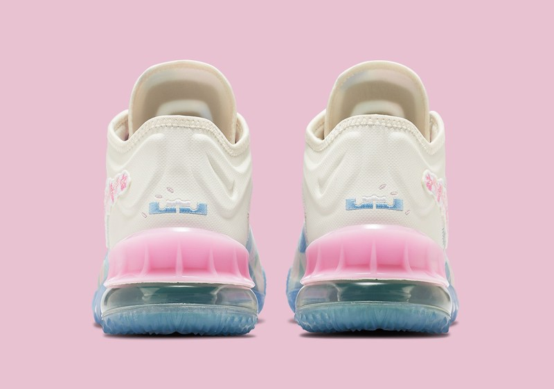 nike-lebron-18-low-x-atmos-cherry-blossom-cv7562-101-release-date 5