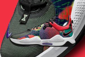 Nike PG 5 Multi-Color CW3143-600 - Store List