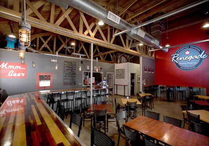 Image result for renegade brewing