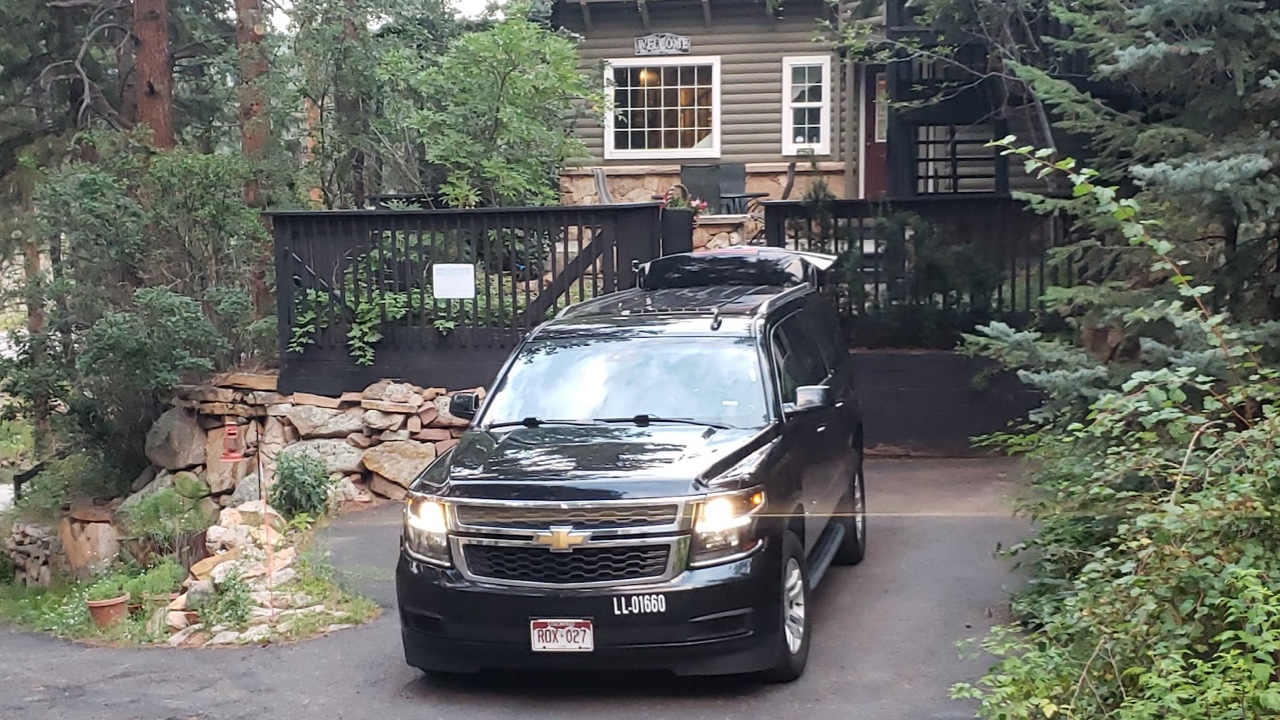 private SUV Evergreen CO