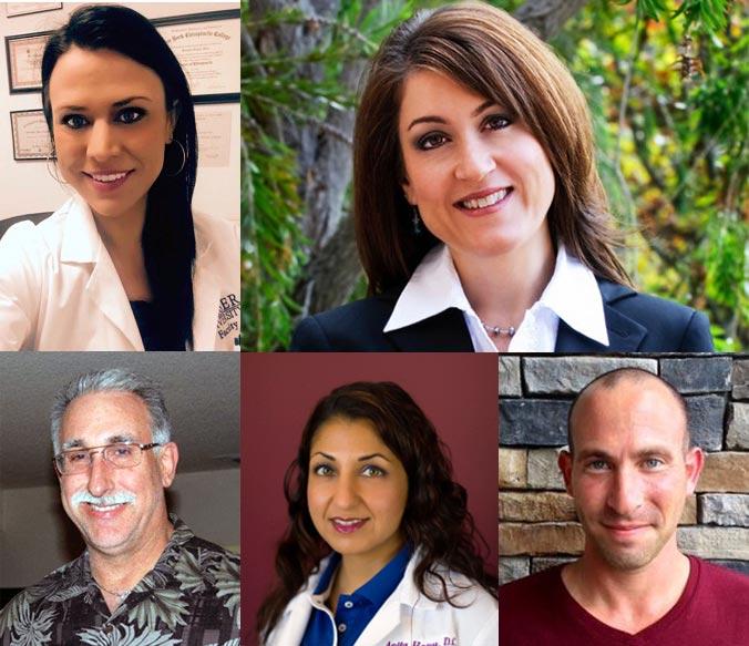 5 New Chiropractic Speakers