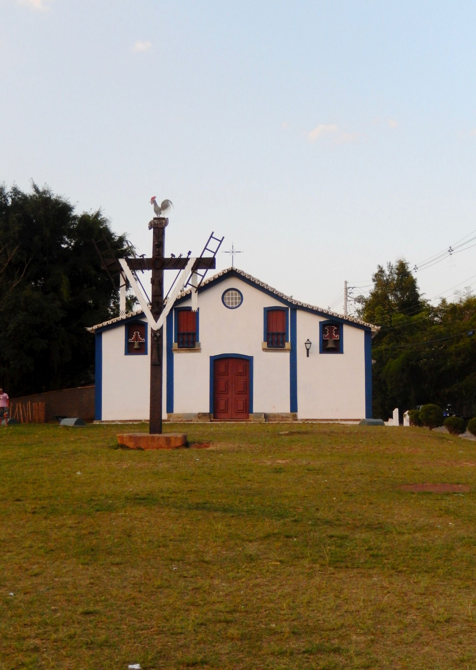 Oldest church of Tiradentes