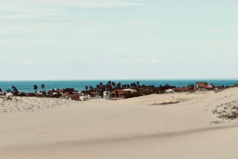 Sand-dunes-Cumbuco-Ceará