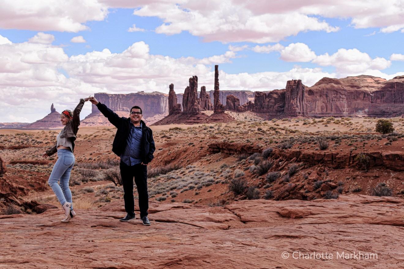 Monument Valley Footloose Lemon Juice