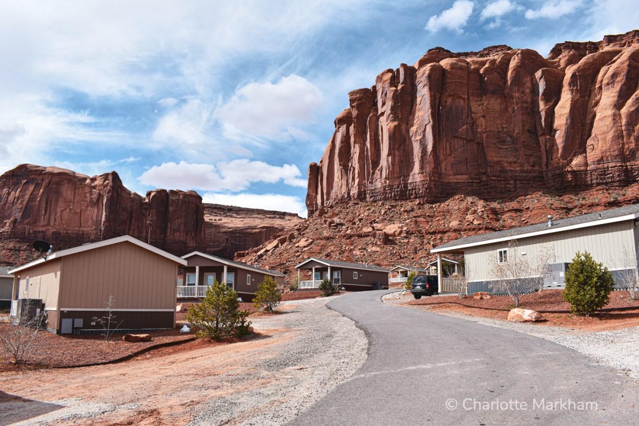 goulding lodge monument valley in Utah road trip