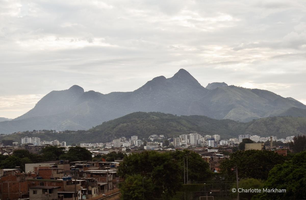 Rio de Janeiro Favelas Zona Norte