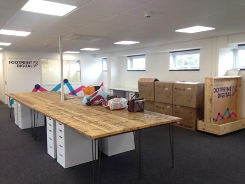 footprint digital office space