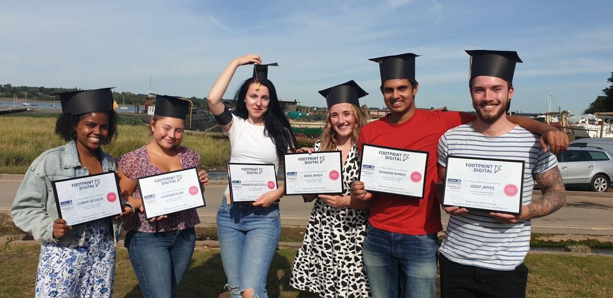 Footprint Digital Graduates 2019