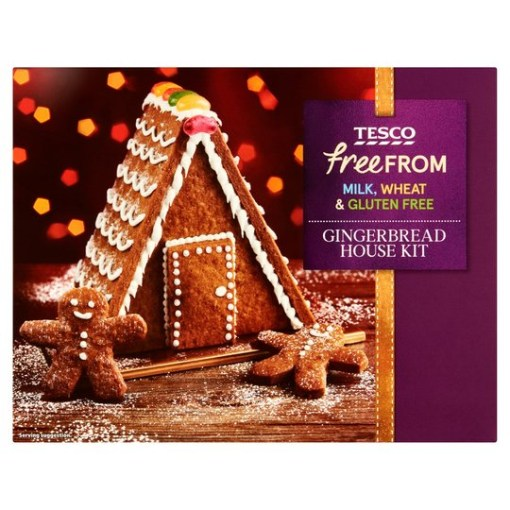 Tesco Gingerbread House