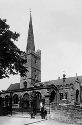 St John's Church, Halesowen