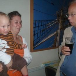 Anton, Lotta och Dr Eric Ronge