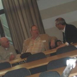 Harold Kaplan (Fred Kaplans pappa), Dr Nussbaum, Dr Grunwald