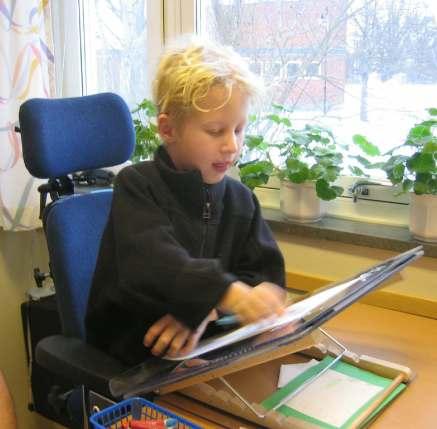Hugo i skolan