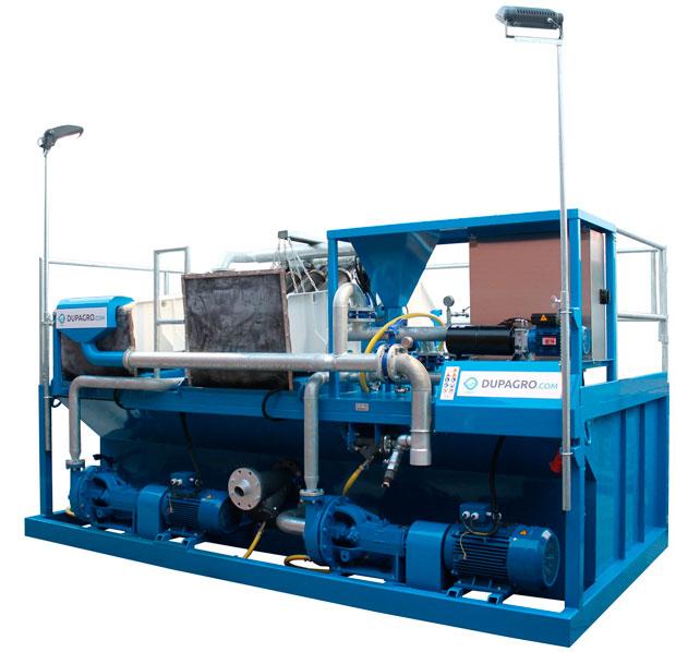 FOR-ET-MAT mélangeur recycleur MR6E
