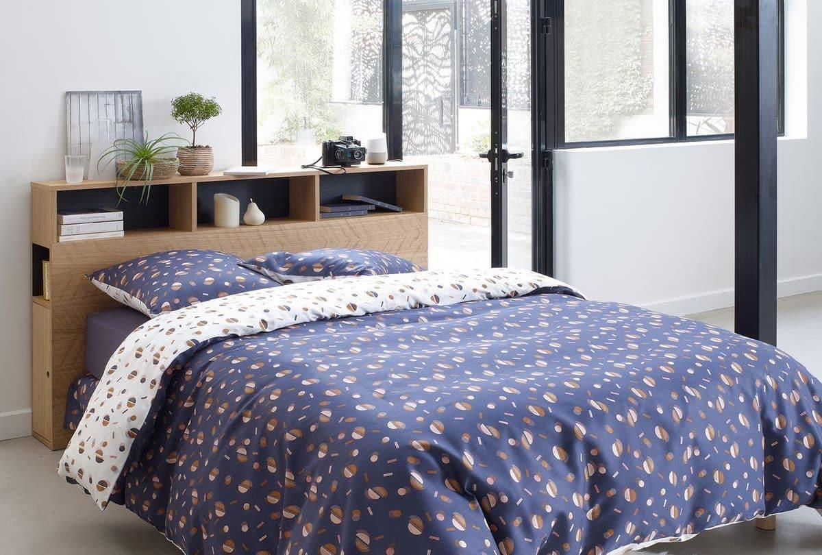 tete de lit avec rangement quel modele pour optimiser sa chambre