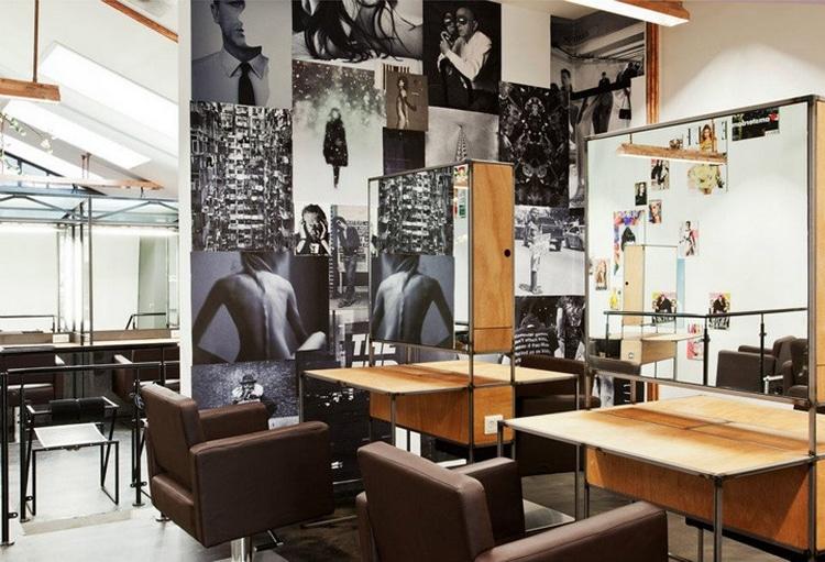7 Ides De Dcoration Pour Un Salon De Coiffure