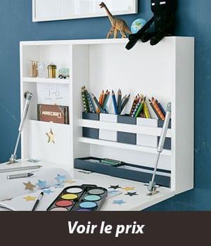 8 Ides De Bureau Mural Rabattable Pour Petits Espaces