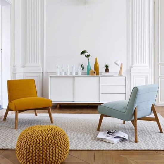 quel fauteuil jaune choisir pour